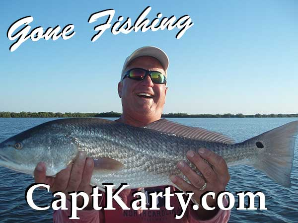 Gone Fishing Mosquito Lagoon Guide Service