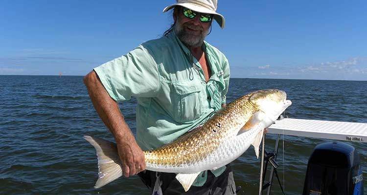 New Smyrna Beach Redfishing Charters