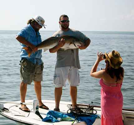 Learn about Mosquito Lagoon Redfish