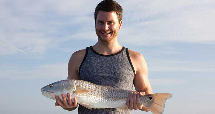 New Smyrna Beach Redfish Charters
